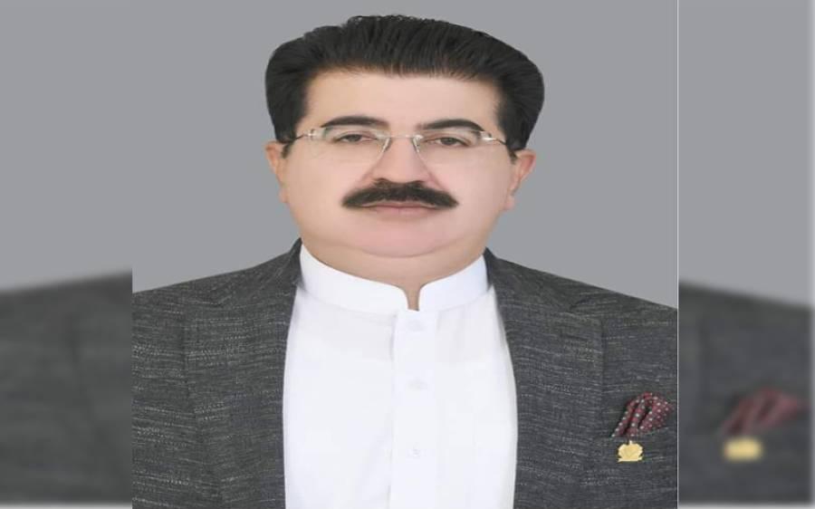 چیئرمین سینیٹ صادق سنجرانی کی نو منتخب ایرانی صدر سید ابراہیم رئیسی کو مبارکباد