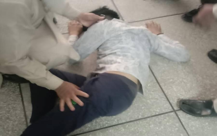قائد اعظم یونیورسٹی کے طالب علم کے ساتھ اسلامی یونیورسٹی میں اجتماعی زیادتی