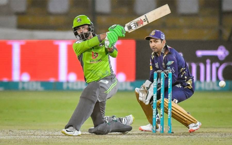 کوئٹہ گلیڈی ایٹرز کی شکست کے ساتھ ہی لاہور قلندر ز کے مداحوں کے لیے بری خبر آگئی