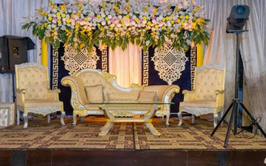 شادی ہالز مالکان نے 21جون سے ہالز کھولنے کا اعلان کر دیا