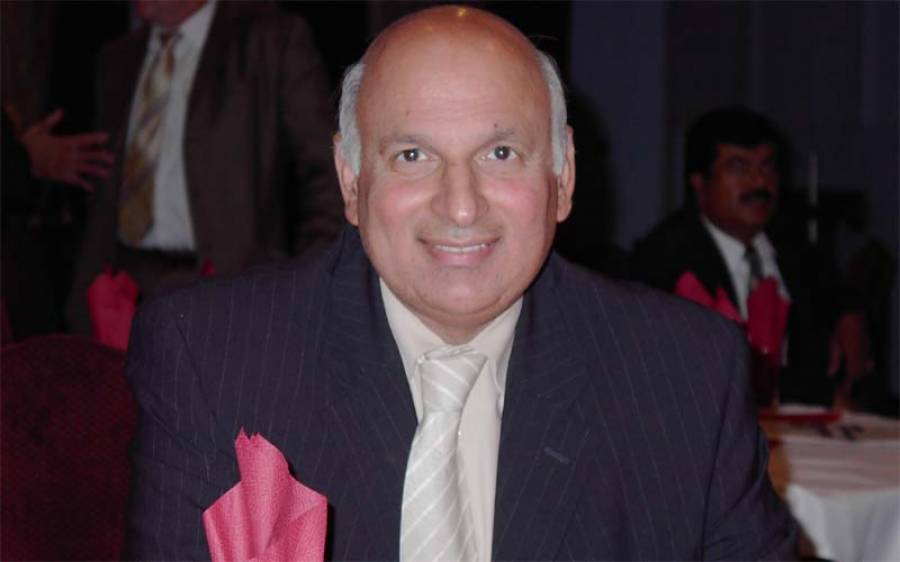 چوہدری سرور کا پنجاب آب پاک اتھارٹی کے 1538منصوبوں کا اعلان