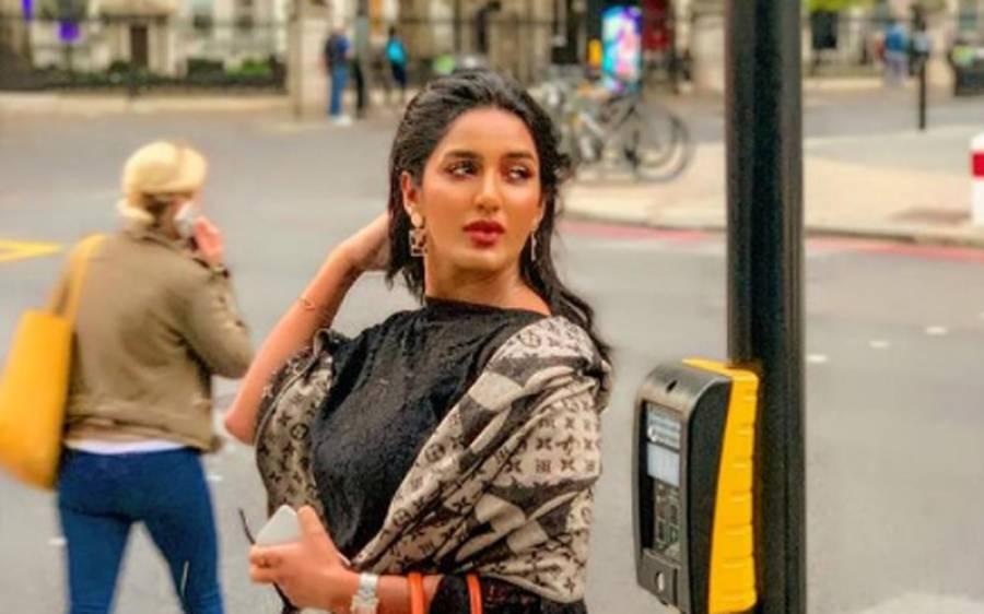 'وہ پاکستانی اداکارہ جو فلم کی شوٹنگ کے دوران بھارت میں حاملہ ہوگئیں اور پھر۔۔۔ '