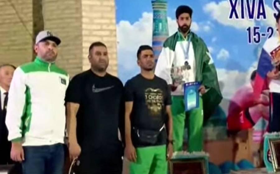 ماس ریسلنگ ورلڈ کپ ،پاکستان نے پہلی مرتبہ بڑی کامیابی حاصل کرلی، پاکستانیوں کے سر فخر سے بلند ہوگئے