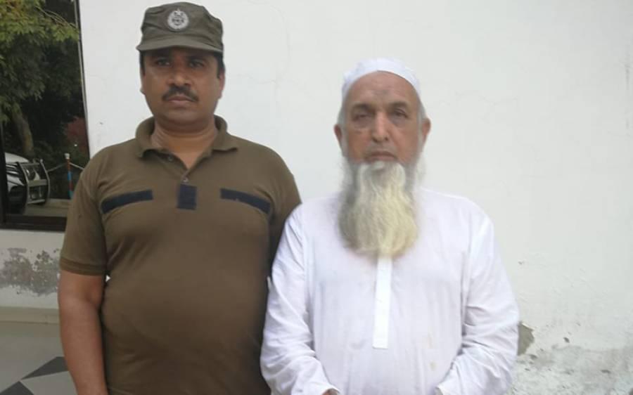 مفتی عزیز الرحمان کی گرفتاری ، آئی جی پنجاب پولیس انعام غنی نے بڑا دعویٰ کردیا