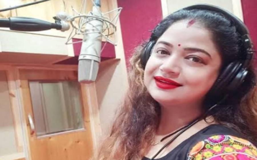 بھارتی گلوکارہ کورونا وائرس کے باعث جان کی بازی ہار گئی