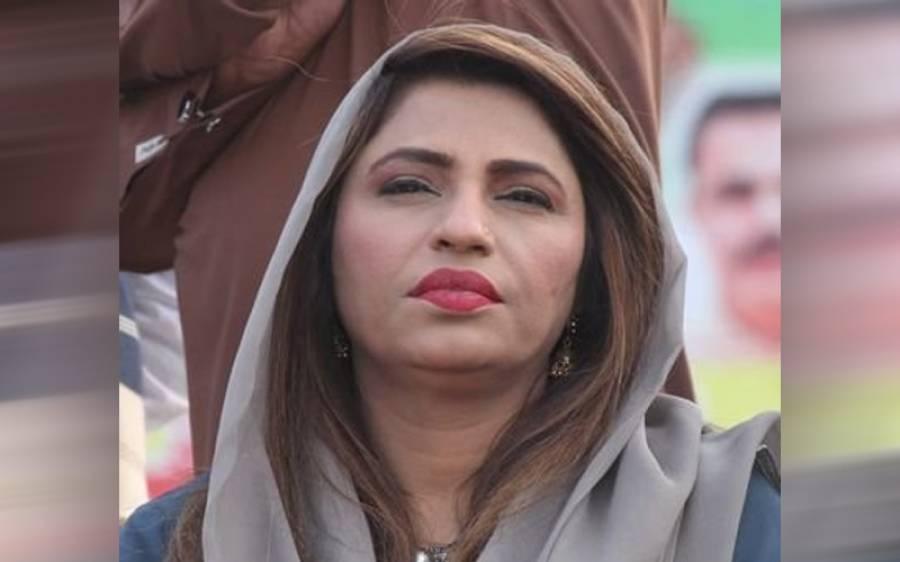 نصرت سحر عباسی کے شہد اور رقص سے متعلق جملوں پر سپیکر سندھ اسمبلی نے انکا مائیک بند کردیا