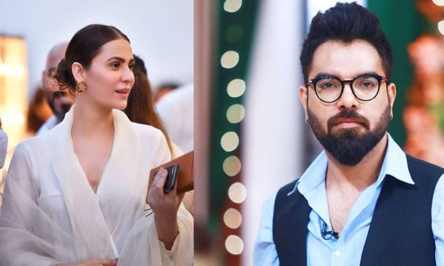 اپنی شادی میں بن بلائی مہمان قرار دینے کے بعد یاسر حسین نے نوشین شاہ کی تعریفوں کے پل باندھ دیے