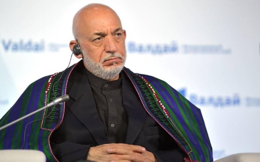 افغان صدر امریکہ کے خلاف بول پڑے، کھری کھری سنادیں