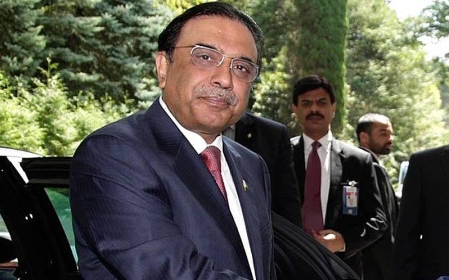 آصف علی زرداری کی حکومت کے اہم اتحادی رہنما سے ملاقات