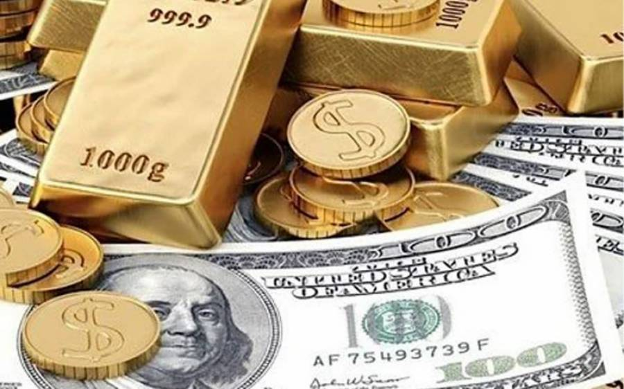 ڈالر 4ماہ کی بلند ترین سطح پر، سٹاک مارکیٹ میں مندی، سونا مزید مہنگا