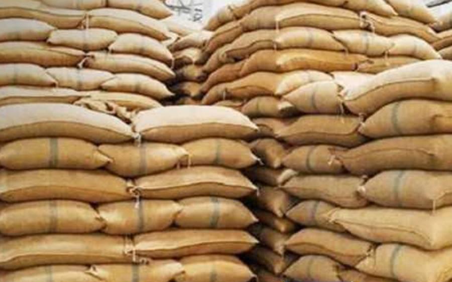 پنجاب حکومت کاخیبرپختونخوا کو ایک لاکھ میٹرک ٹن گندم فروخت کرنے کا فیصلہ