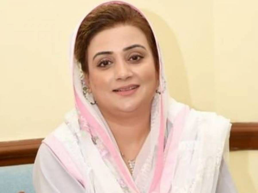 وزیر اعلیٰ پنجاب نے عظمیٰ بخاری کو25 کروڑ روپے ہرجانے کا نوٹس بھجوا دیا