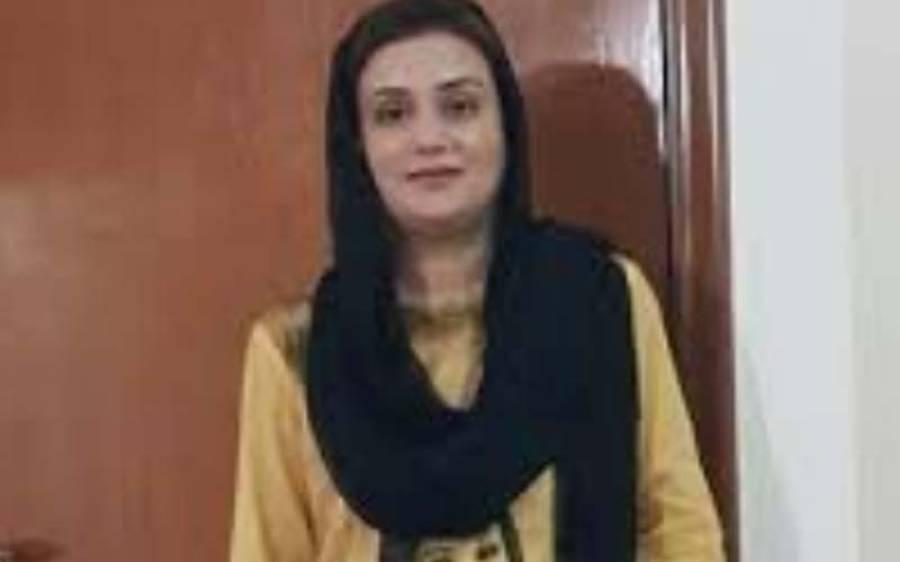 عظمیٰ بخاری نے وزیر اعلیٰ پنجاب کے ہتک عزت کے نوٹس پر بھرپور رد عمل دے دیا