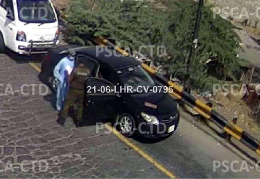 جوہر ٹاؤن دھماکے میں استعمال ہونے والی گاڑی کی چیکنگ کرنے والے اہلکاروں کو بھی شامل تفتیش کرلیا گیا