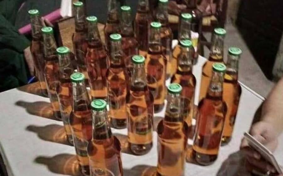 پنجاب یونیورسٹی سے شراب کی برآمدگی کا معاملہ پنجاب اسمبلی پہنچ گیا