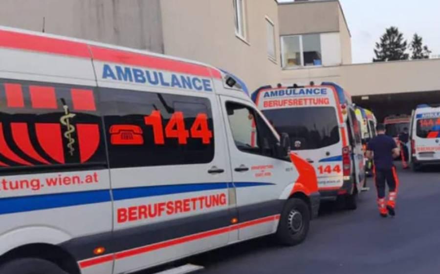 آسٹریا میں گرمی کی بدترین لہر، ہزاروں لوگ ہسپتال منتقل
