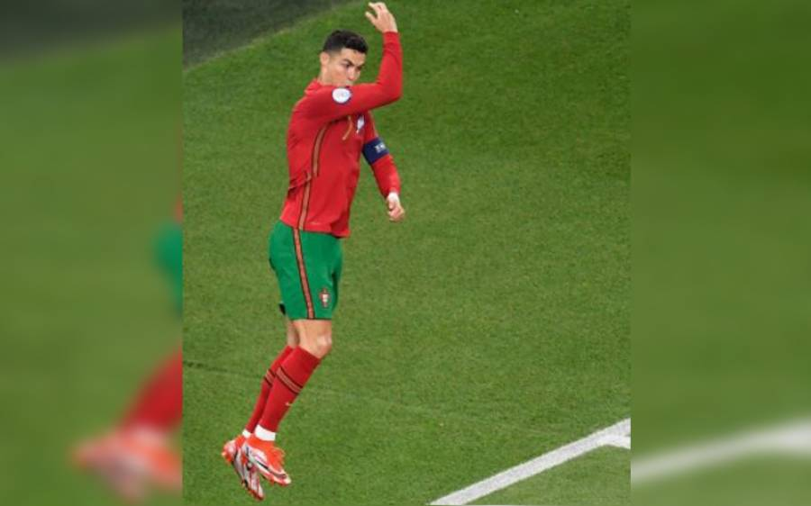 کرسٹیانو رونالڈو نے سب سے زیادہ انٹرنیشنل گولز کا ریکارڈ برابر کردیا، گزشتہ 15 سال سے یہ ریکارڈ کس مسلمان ملک کے کھلاڑی کے پاس تھا؟