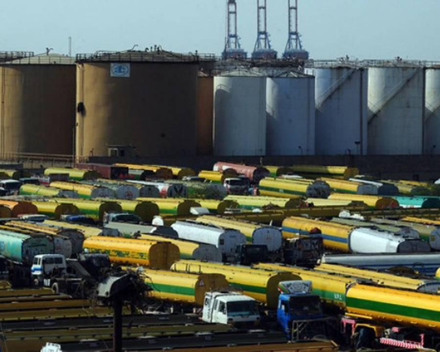 حکومت سے مذاکرات کامیاب، آئل ٹینکر ایسوسی ایشن کاہڑتال ختم کرنے کا اعلان