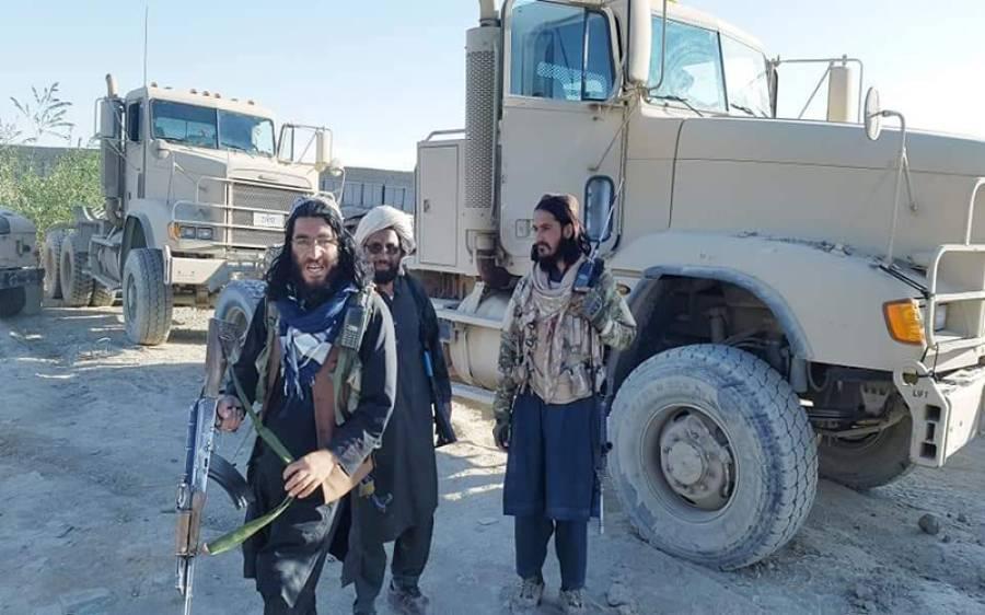 طالبان نے 24 گھنٹے میں اتنے اضلاع پر قبضہ کرلیا کہ کابل انتظامیہ ہل کر رہ گئی