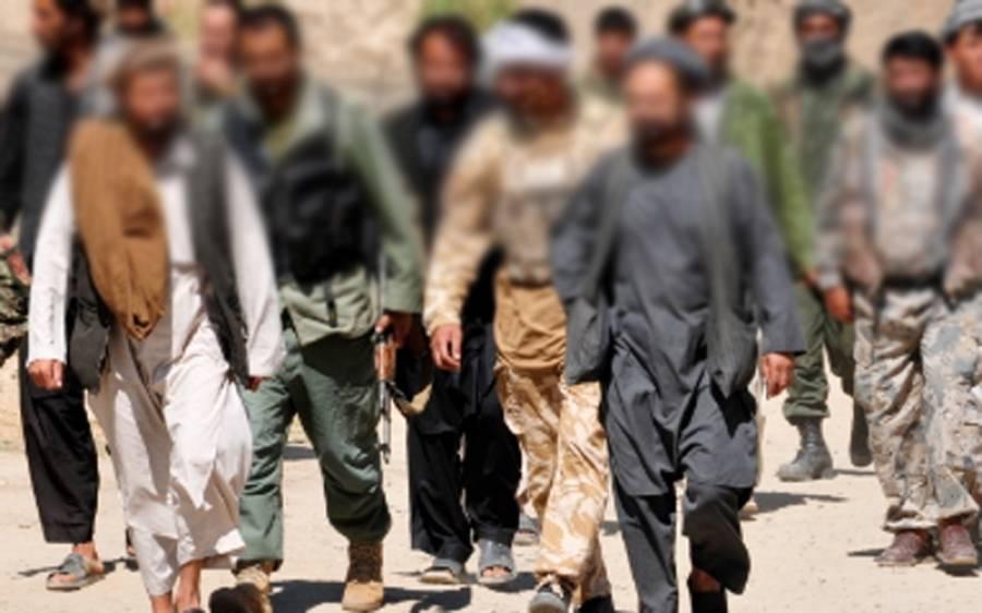 طالبان نے امریکا کی 715 فوجی گاڑیوں سمیت بھاری اسلحے پر قبضہ کرلیا