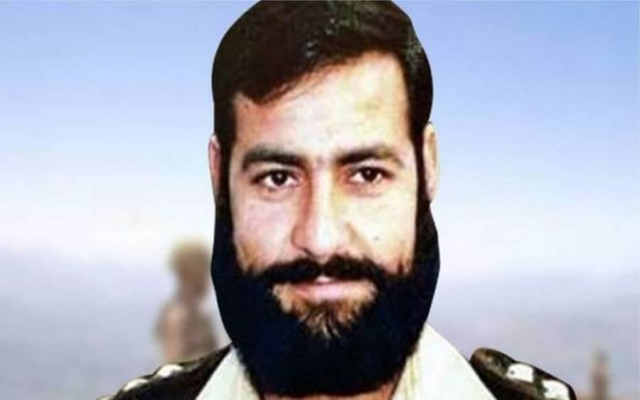 کیپٹن کرنل شیر خان کا 22 واں یومِ شہادت، ڈی جی آئی ایس پی آر نے خصوصی پیغام جاری کردیا