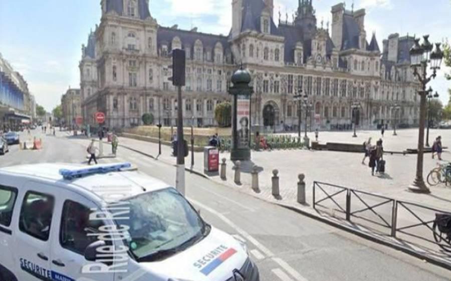 فرانس میں حملہ آور نے سپین سے آئے سیاح کو کٹر کے وار سے زخمی کردیا