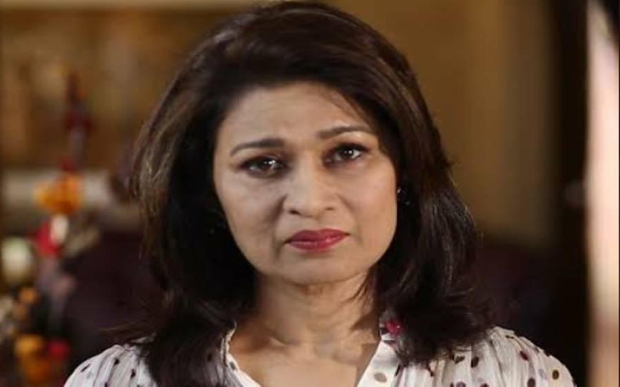 سینئر اداکارہ نائلہ جعفری انتقال کر گئیں