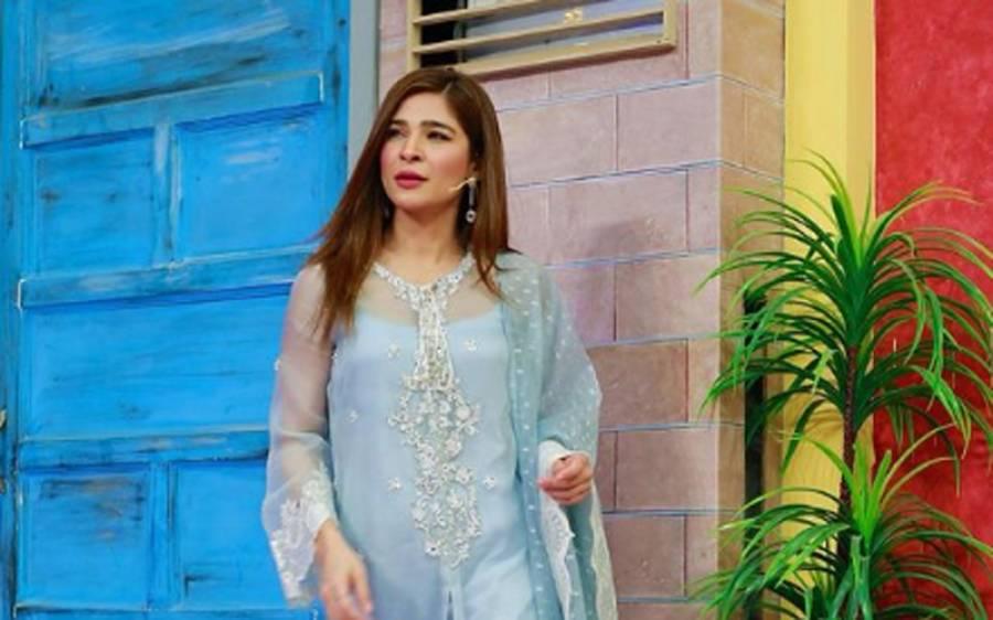 عائشہ عمر کی سوشل میڈیا صارفین کو دھمکی