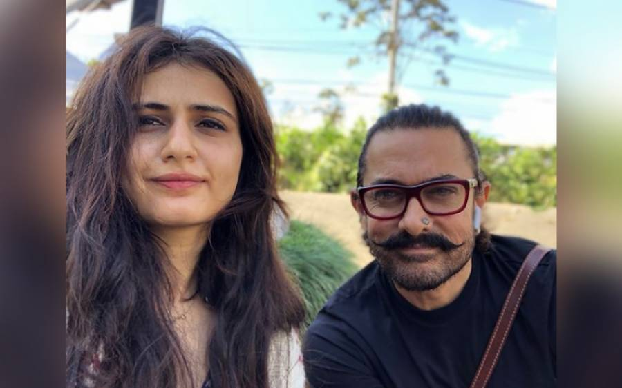'آپ عامر خان سے شادی کب کر رہی ہیں' مداح نے فاطمہ ثنا شیخ سے سوال پوچھ لیا