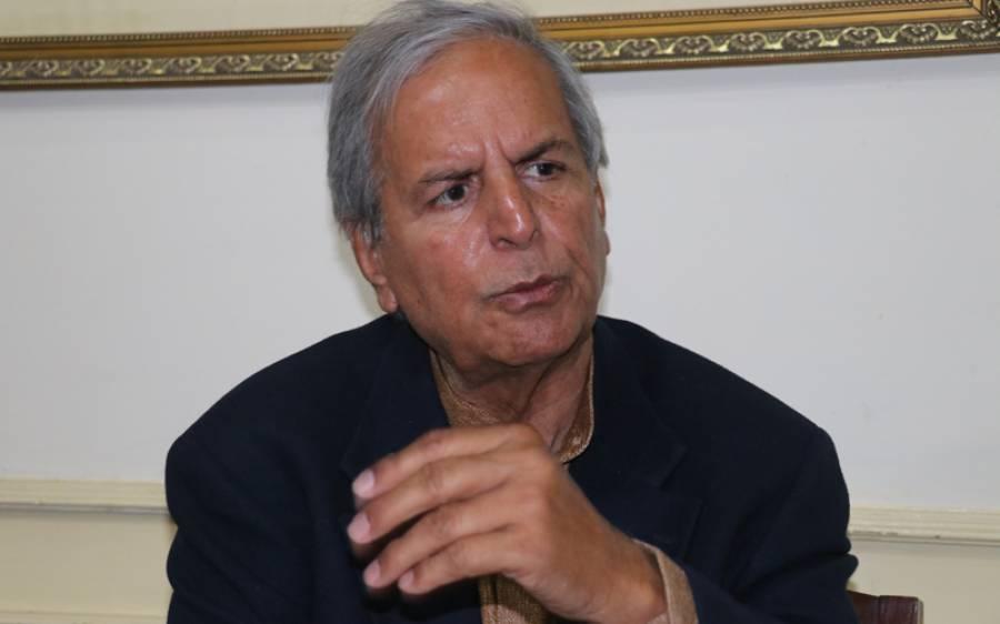 افغان سفیر کی بیٹی کے مبینہ اغوا کا معاملہ، جاوید ہاشمی کا موقف بھی سامنے آگیا