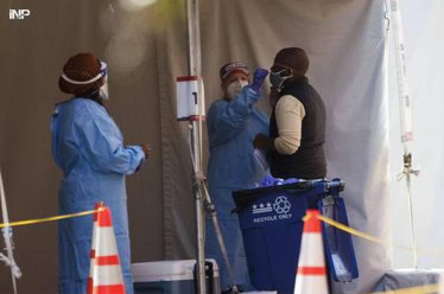 کورونا وائرس پھر سے زور پکڑنے لگا، مزید40اموات، 2ہزار 158نئے کیسز سامنے آ گئے