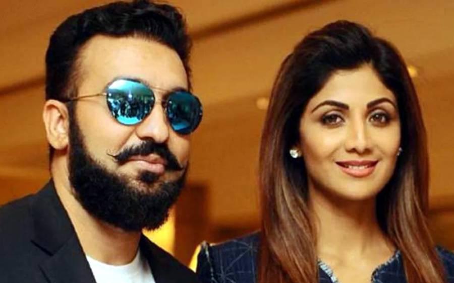 فحش فلمیں بنانے کا الزام ، شلپا شیٹھی کے شوہر 23 جولائی تک جسمانی ریمانڈ پر پولیس کے حوالے