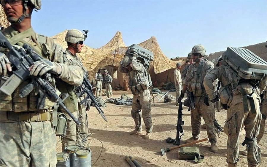اب تک عراق میں کیوں موجود ہیں ، امریکا حقائق منظر عام پر لے آیا