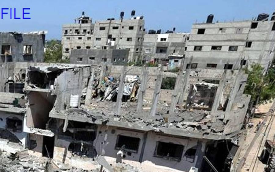 غزہ میں عید کے تیسرے روز دھماکہ ، ایک شخص جاں بحق، 10 زخمی