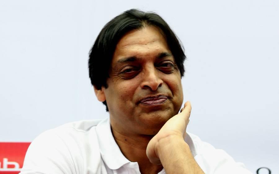 ٹی 20 ورلڈ کپ ، پاکستان اور بھارت کا مقابلہ ہوا تو کون جیتے گا ؟ شعیب اختر نے دل کی بات بتا دی