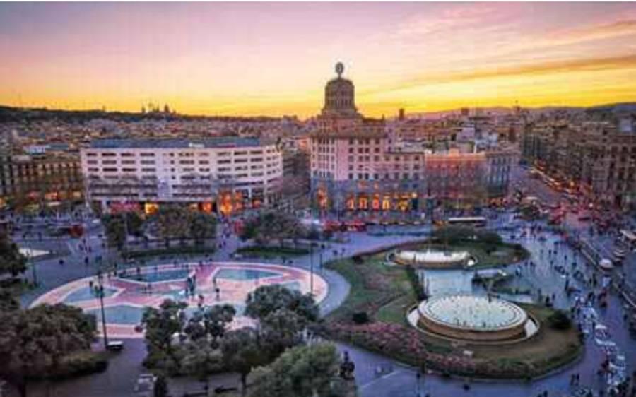 ہسپانوی صوبہ کاتالونیہ میں رات کے کرفیو کو 30جولائی تک بڑھا دیا گیا