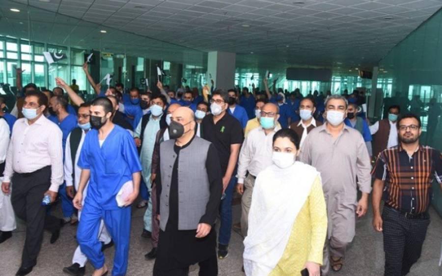 وزیراعظم عمران خان کی ہدایت پرسعودی عرب کی جیلوں میں سے اب تک کتنے پاکستانی قیدی وطن واپس لائے جا چکے ہیں ؟ترجمان دفتر خارجہ نے بڑا انکشاف کردیا