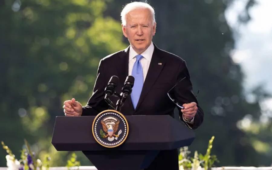 امریکی صدرجوبائیڈن کا اشرف غنی سے رابطہ، کونسی بڑی یقین دہانی کرادی؟ جانئے