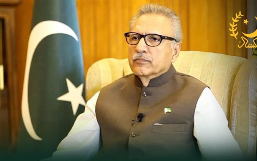 صدر مملکت ڈاکٹر عارف علوی سندھ میں اِن ایکشن ،گورنرہاؤس میں منعقدہ اعلیٰ سطح اجلاس میں اہم فیصلے