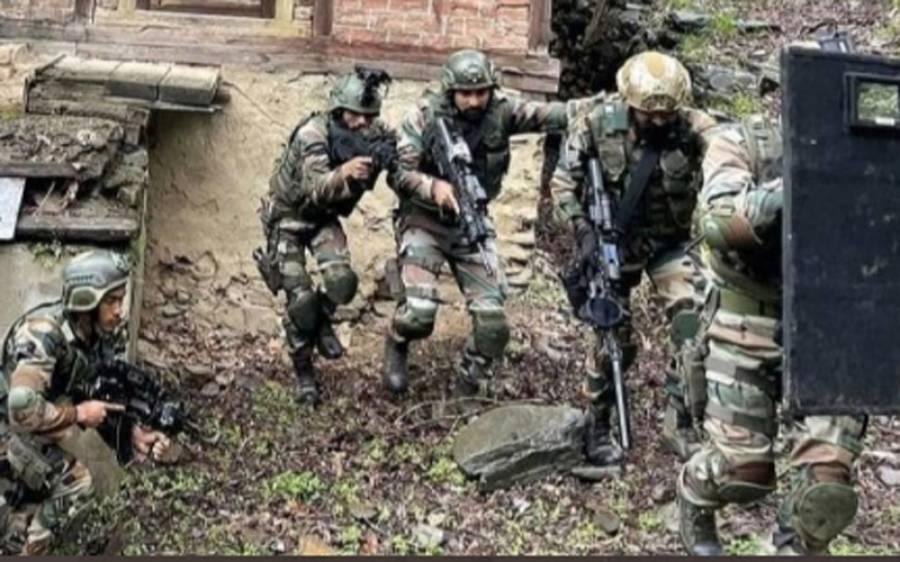 بھارتی فوج نے مزید 2 کشمیری نوجوان شہید کردیے ، تعداد چار ہو گئی