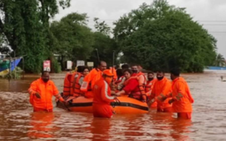 بھارت میں سیلاب کی تباہ کاریاں جاری ،138افراد ہلاک