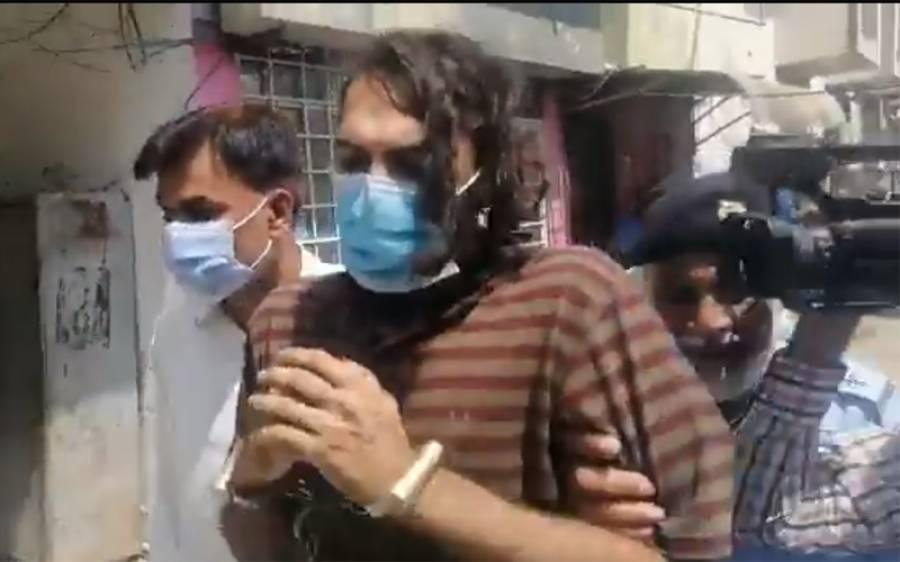 ظاہر جعفر نے نور مقدم کو قتل کرنے سے پہلے اس پر کس آہنی ہتھیار سے تشدد کیا تھا ؟ تفتیشی افسر نے عدالت میں بڑا انکشاف کر دیا