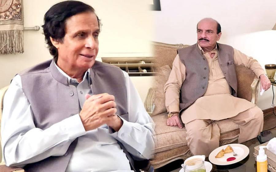 مسلم لیگ ن کو بڑا جھٹکا ، لاہور سے اہم رہنما نے ساتھیوں سمیت ق لیگ میں شمولیت کا اعلان کردیا