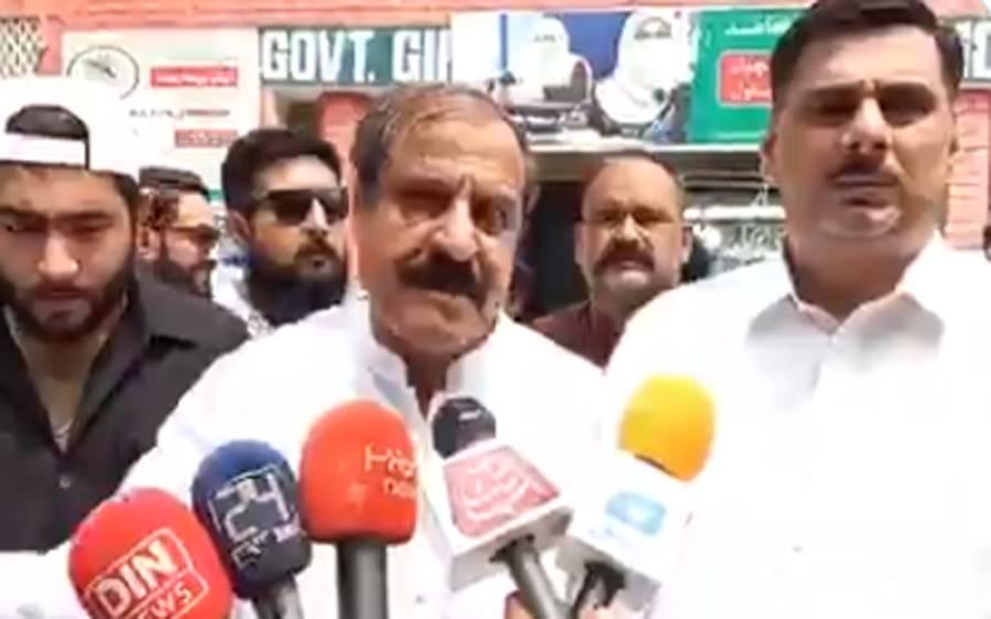 'اگر انتظامیہ نے بات نہ سنی تو مدد کے لیے بھارت کو پکاروں گا' آزاد کشمیر انتخابات میں ن لیگ کے امید وار کی دھمکی