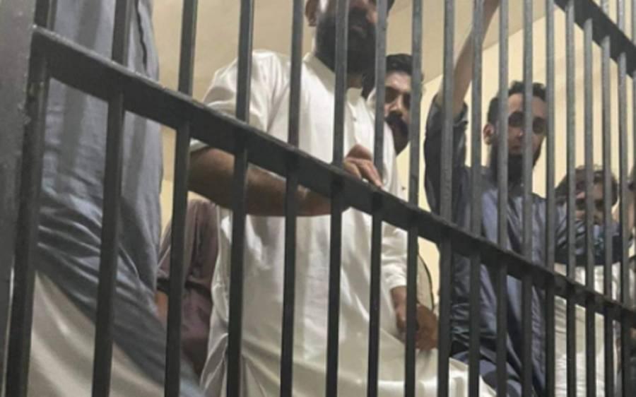 مسلم لیگ ن کے رہنما عطاءاللہ تارڑ گرفتار