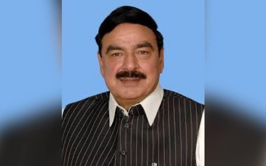 وزیرداخلہ شیخ رشید نے غیر قانونی مقیم افراد کو 14اگست تک پاکستان چھوڑنے کی مہلت دے دی