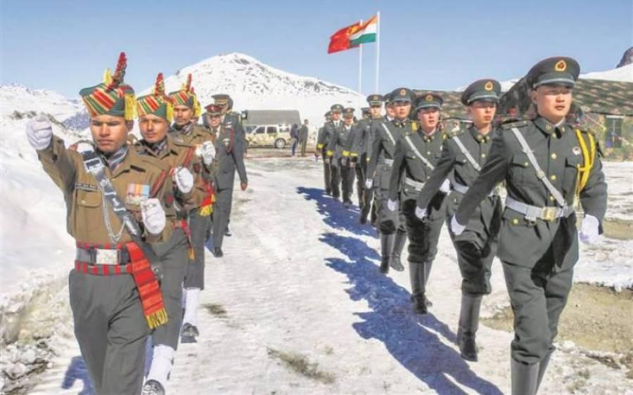 لداخ سیکٹر میں بھارت کے زیر قبضہ علاقوں پر چینی فوج قابض ہے،بھارتی سینئر حکام کا انکشاف