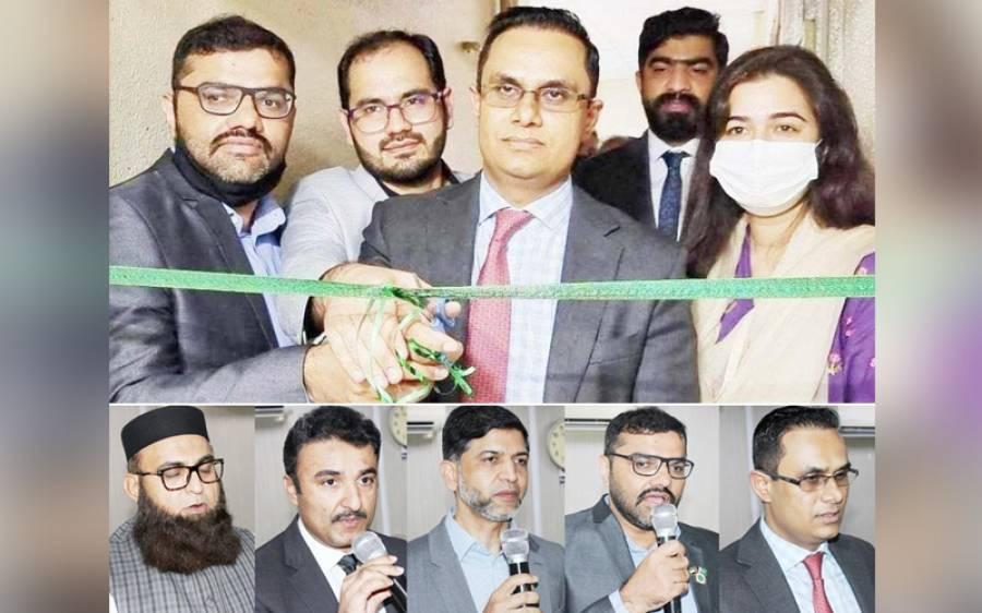 """یو اے ای میں مقیم پاکستانیوں کے لیے """"پاک ان دبئی"""" موبائل ایپ لانچ کردی گئی"""