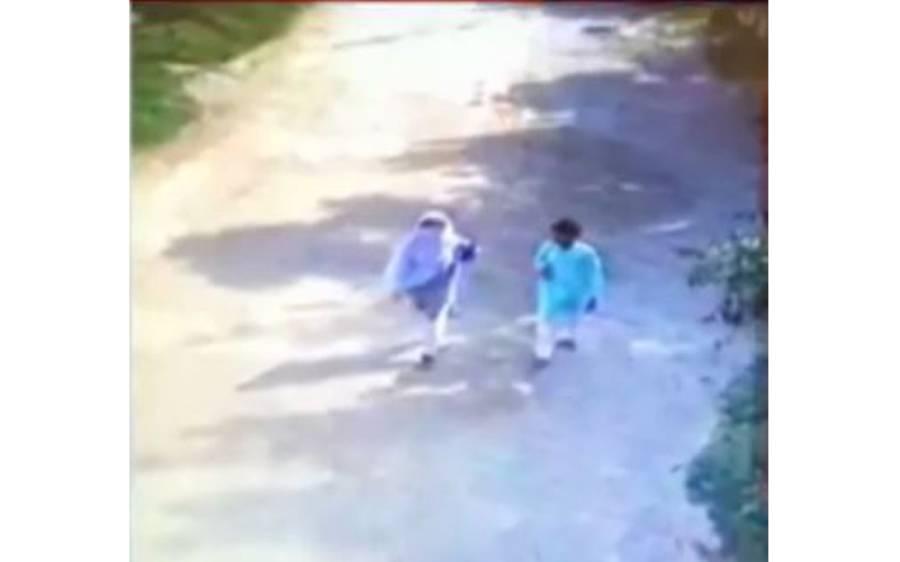13 سالہ لڑکی کو بھائی کے سامنے دن دیہاڑے اغوا کرلیا گیا