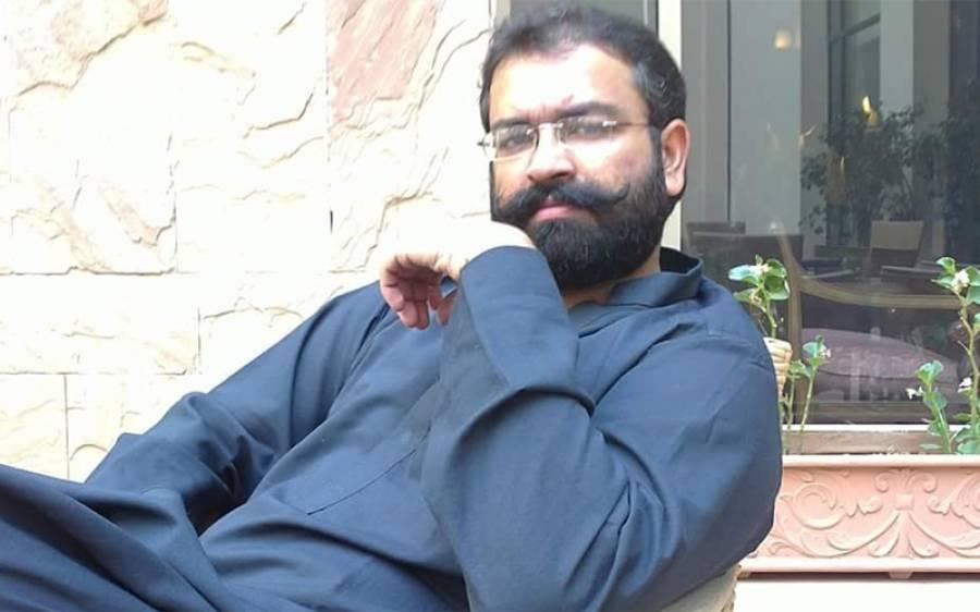وزیر بلدیات بلوچستان نوابزادہ گہرام بگٹی کورونا وائرس میں مبتلا ہوگئے